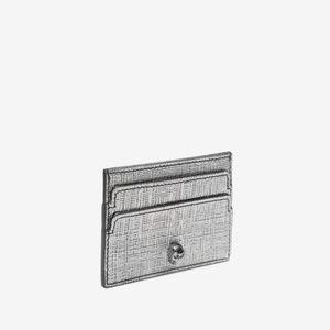 Alexander McQueen Bags - Alexander McQueen Metallic Skull Card Holder